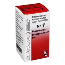 Produktbild Biochemie 7 Magnesium phosphoricum D 6 Tabletten