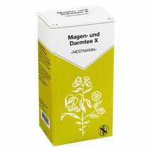 Produktbild Magen und Darmtee X Nestmann