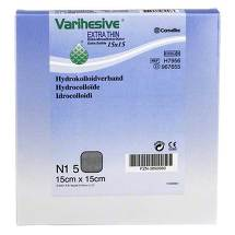 Produktbild Varihesive extra dünn 15x15 cm Hkv hydroaktiv