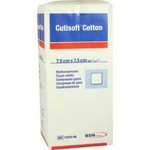 Cutisoft Cotton Kompresse 7,5x7,