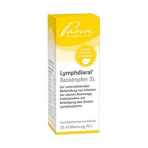 Produktbild Lymphdiaral Basistropfen SL