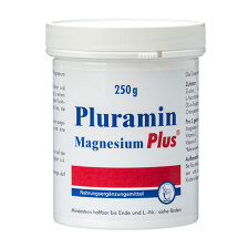 Produktbild Pluramin Magnesium Plus Pulver