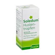 Produktbild Soledum Hustentropfen