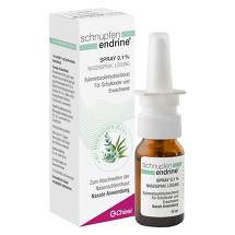 Produktbild Schnupfen Endrine 0,1% Nasenspray