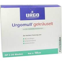 Produktbild Urgo elastisch Mullbinden 10 cm x 4 m gekräuselt