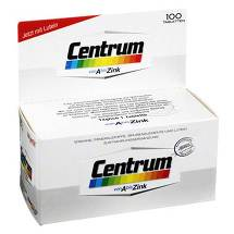 Produktbild Centrum A-Z + Lutein Tabletten