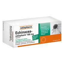 Echinacea Ratiopharm 100 mg Tabletten