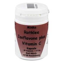 Produktbild Rotklee Isoflavone 500 mg Ka