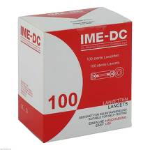 Ime DC Lancetten / Nadeln für Stechhilfegerät