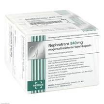 Produktbild Nephrotrans 840 mg magensaftresistente Kapseln