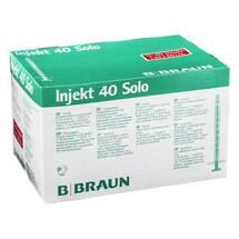 Produktbild Insulin Injekt Solo 40