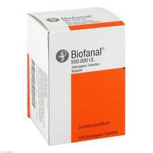 Biofanal überzogene Tabletten