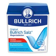 Produktbild Bullrich Salz Tabletten