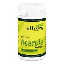 Produktbild Acerola Kapseln natürl.Vitamin C