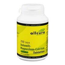 Dolomit Magnesium Calcium Tabletten