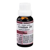 Produktbild Aconitum D 4 Dilution