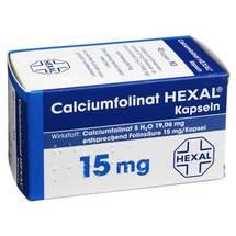 Produktbild Calciumfolinat Hexal Kapseln 15 mg