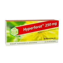 Produktbild Hyperforat 250 mg Filmtabletten