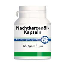 Nachtkerzenöl 500 mg + E Kapseln