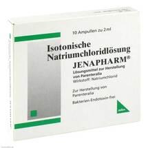 Produktbild Isotonische Nacl Lösung Ampullen