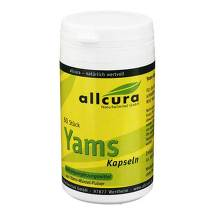Yams Kapseln 250 mg