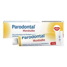 Produktbild Parodontal Mundsalbe
