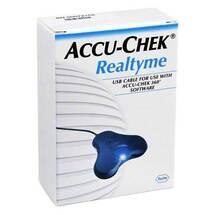 Produktbild Accu Chek 360° Realtyme USB Kabel