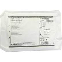 Gallendrainage Beutel 1,5l 90cm Schlauch Steril mit Spezialkonnektor
