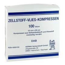Zellstoff Vlies Kompressen 1