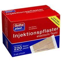 Produktbild Gothaplast Injektionspflaster 2x6 cm