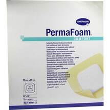 Permafoam Comfort Schaumverband 15x15 cm