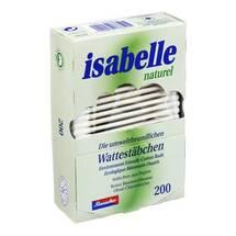 Produktbild Wattestäbchen Isabelle Faltsch.