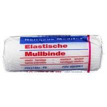 Mullbinden 4mx10cm elastisch