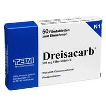 Dreisacarb Filmtabletten