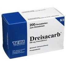 Produktbild Dreisacarb Filmtabletten