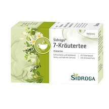 Produktbild Sidroga Wellness 7-Kräutertee Filterbeutel