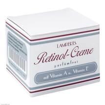 Produktbild Retinol Creme parfümfrei Lamperts