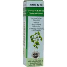 Produktbild Ginkgobakehl D 4 Tropfen
