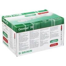 Produktbild Omnican 20 0,5ml Ins.Spr.mit K