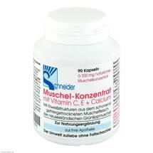 Muschel Konzentrat mit Vitamin
