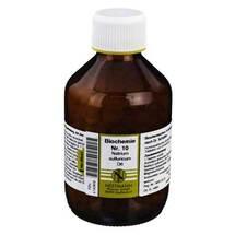 Biochemie 10 Natrium sulfuricum D 6 Tabletten