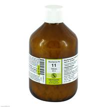 Produktbild Biochemie 11 Silicea D 12 Tabletten