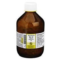 Produktbild Biochemie 12 Calcium sulfuricum D 6 Tabletten