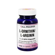 L-Ornithin / L-Arginin 1:2 GPH