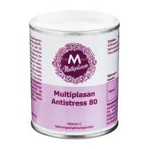 Produktbild Multiplasan Antistress 80 Tabletten