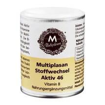 Produktbild Multiplasan Stoffwechsel Aktiv 46 Tabletten