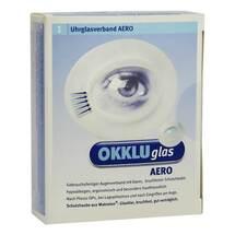 Okkluglas Aero Uhrglasverban