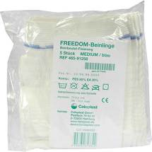Produktbild Freedom Beinlinge medium bla