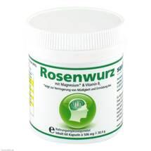 Produktbild Rosenwurz Kapseln