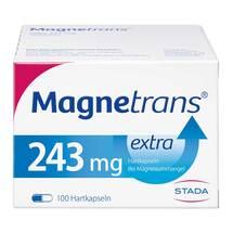Produktbild Magnetrans extra 243 mg Hartkapseln